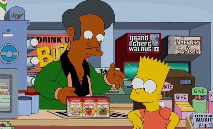 Simpsonovi: Nebělošské postavy už dál nebudou namlouvat herci světlé barvy pleti | Fandíme seriálům