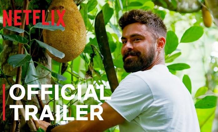 """Down to Earth: Trailer na """"ekologickou agitku"""" se Zacem Efronem   Fandíme seriálům"""
