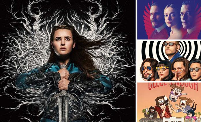Přehled nejzajímavějších seriálů, které startují v červenci | Fandíme seriálům