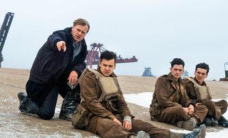 Christopher Nolan vzkazuje, že není tyran, židle jsou povolené   Fandíme filmu
