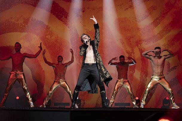 Recenze: Eurovision Song Contest | Fandíme filmu