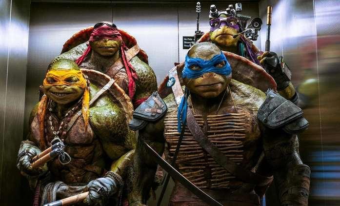 Želvy Ninja: Nový návrat zelených bojovníků už má termín | Fandíme filmu