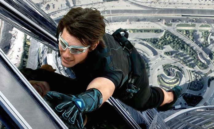 Tom Cruise a nejnebezpečnější kousky jeho akční kariéry | Fandíme filmu