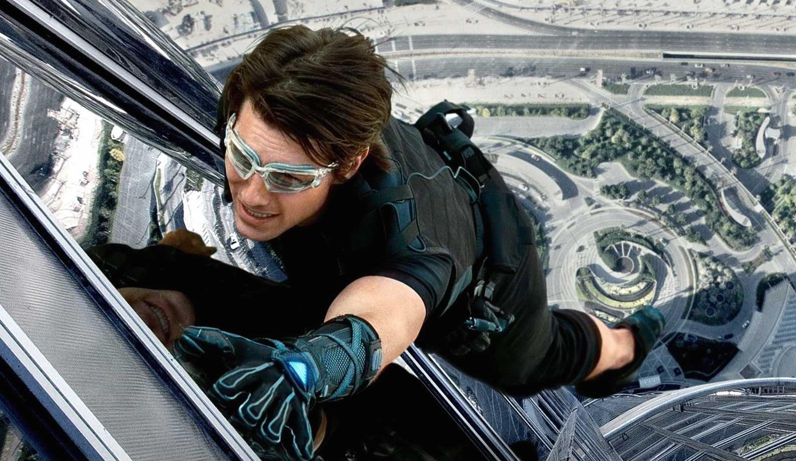 Tom Cruise a nejnebezpečnější kousky jeho akční kariéry