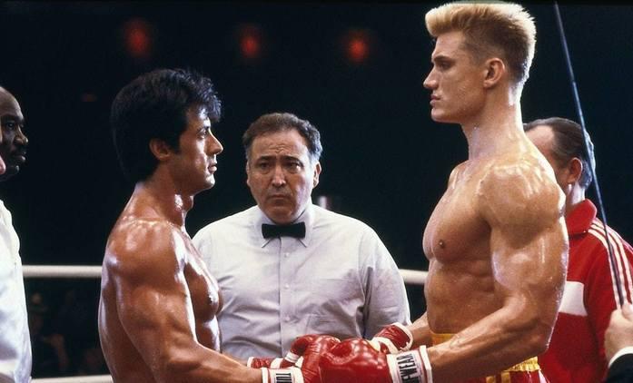 Rocky IV: Sylvester Stallone má režisérský sestřih takřka hotový   Fandíme filmu