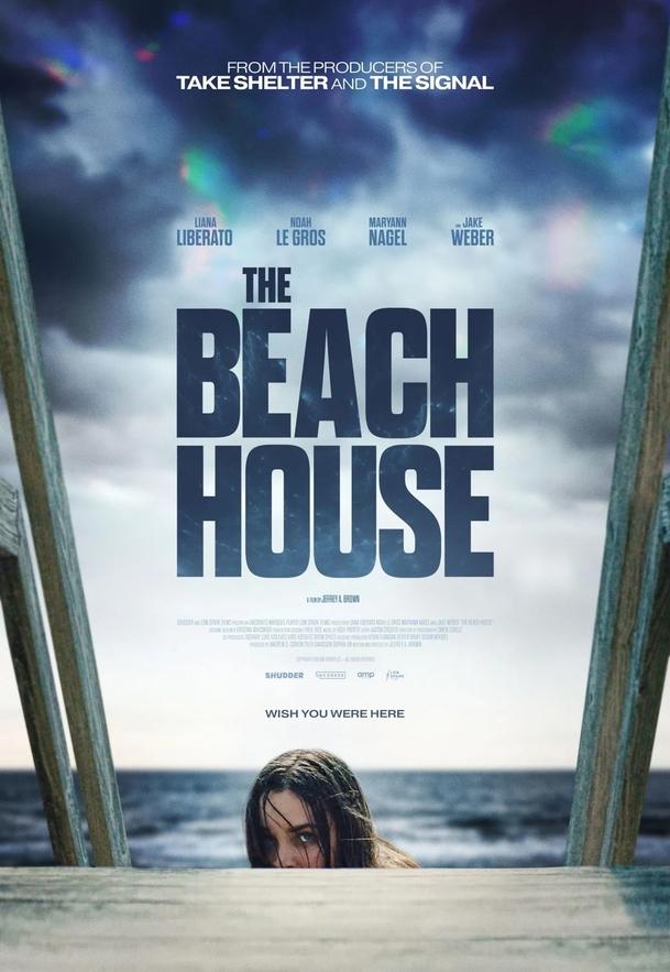 The Beach House: V novém hororu číhá v moři cosi slizkého   Fandíme filmu