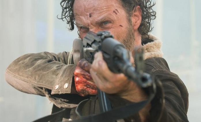 Živí mrtví: Kolik lidí zabil Rick Grimes během své poutě zombie světem   Fandíme seriálům