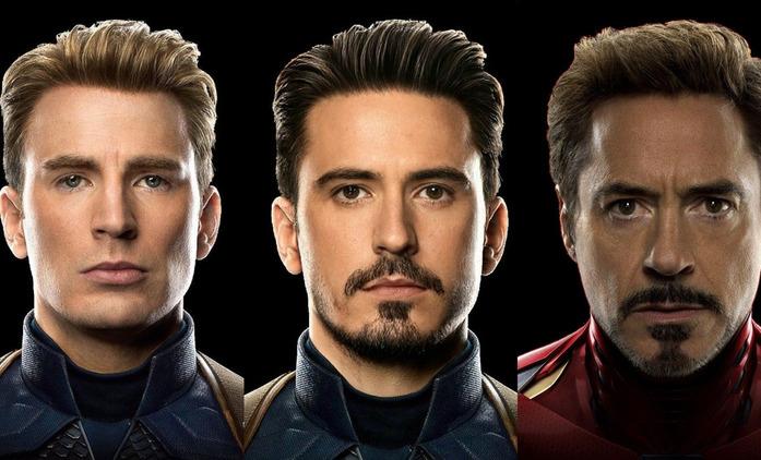Podívejte se, jak by vypadali kříženci vašich oblíbených herců a postav   Fandíme filmu