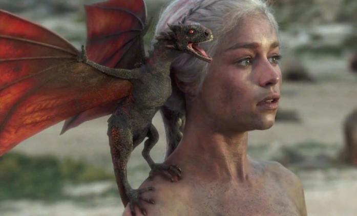 Hra o trůny: Nebýt herečky, postava Daenerys by měla zcela jinou povahu | Fandíme seriálům