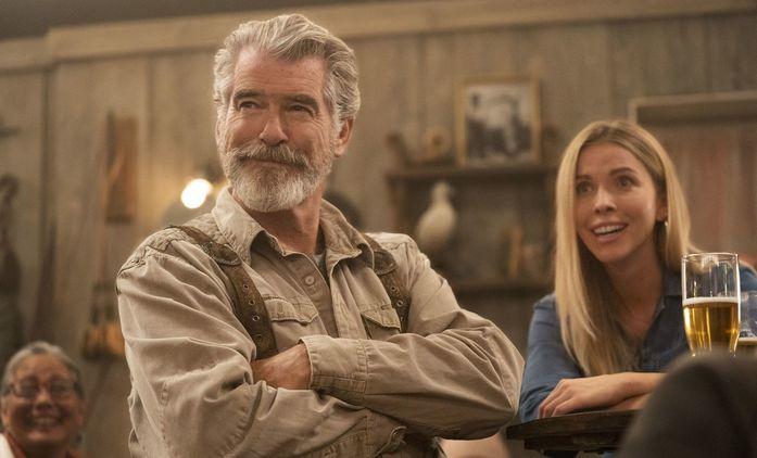 Bleskovky: Pierce Brosnan v nové sci-fi zatouží po delším mládí | Fandíme filmu