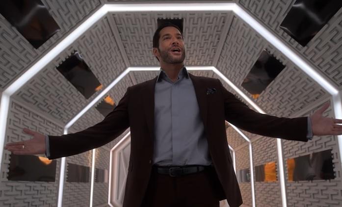 Lucifer: Druhá polovina 5. řady se ukazuje v novém videu   Fandíme seriálům