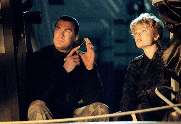 Mlátička s copánkem aneb nejlepší filmy Stevena Seagala   Fandíme filmu