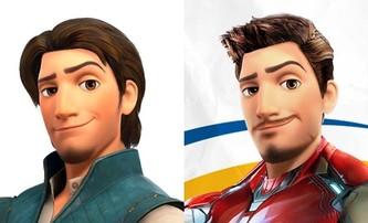Jak by vypadali hrdinové od Marvelu, kdyby se objevili v animácích od Disneyho | Fandíme filmu