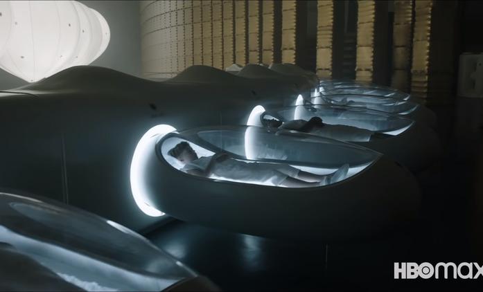 Vychováni vlky: Trailer na očekávanou sci-fi od Ridleyho Scotta nešetří epickými momenty   Fandíme seriálům