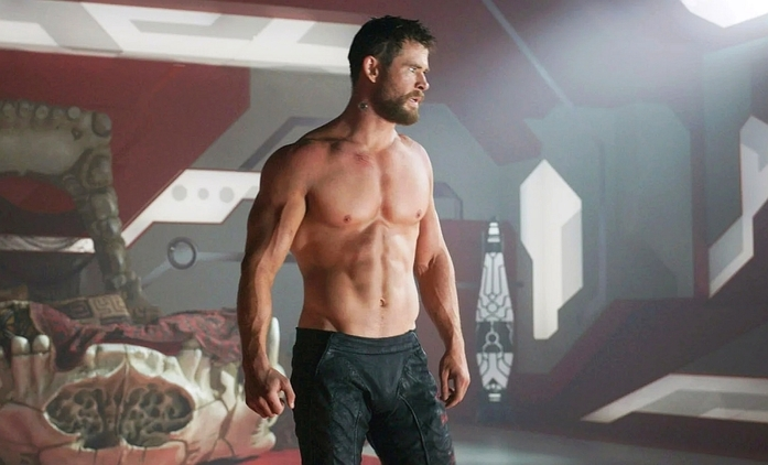 Bleskovky: Při natáčení Thora 4 je Chris Hemsworth v nejlepší životní formě   Fandíme filmu