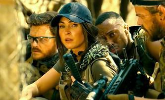 Rogue: Skupinu žoldáků vedenou Megan Fox terorizuje krvežíznivý lev   Fandíme filmu