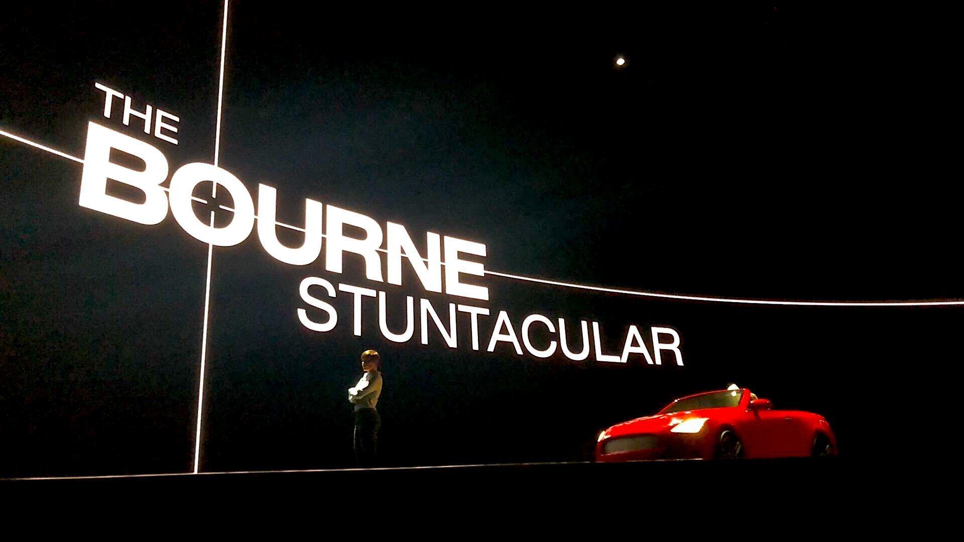 Bourne: Z akční série je divadelní kaskadérská show | Fandíme filmu