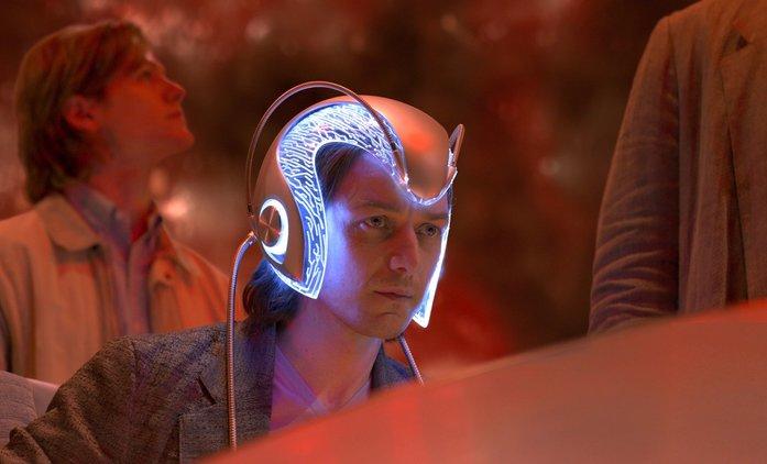 James McAvoy si natočil vlastní Star Trek, ale jinak je filmová budoucnost značky bledá   Fandíme filmu