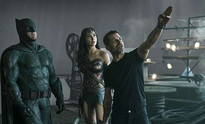 Zack Snyder tvrdí, že studio Warner Bros. bylo agresivně proti jeho vizi | Fandíme filmu