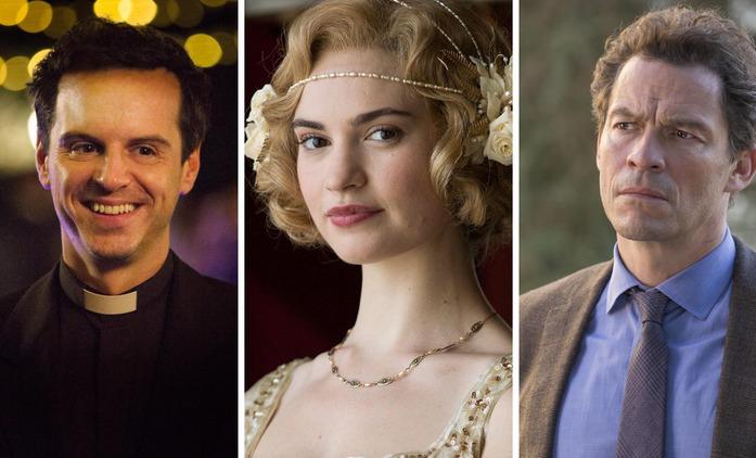 The Pursuit of Love: Hvězdy z Potvory, Aféry a Panství Downtown spojí síly v ambiciózní minisérii | Fandíme seriálům
