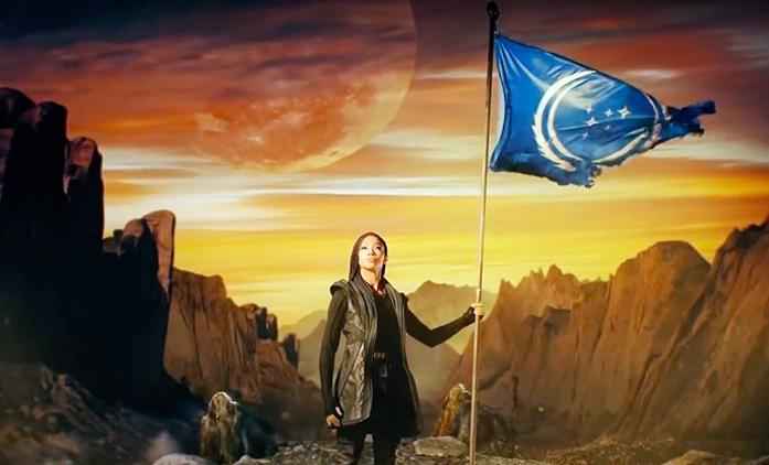Star Trek: Discovery - Teaser odhaluje datum uvedení třetí řady | Fandíme seriálům