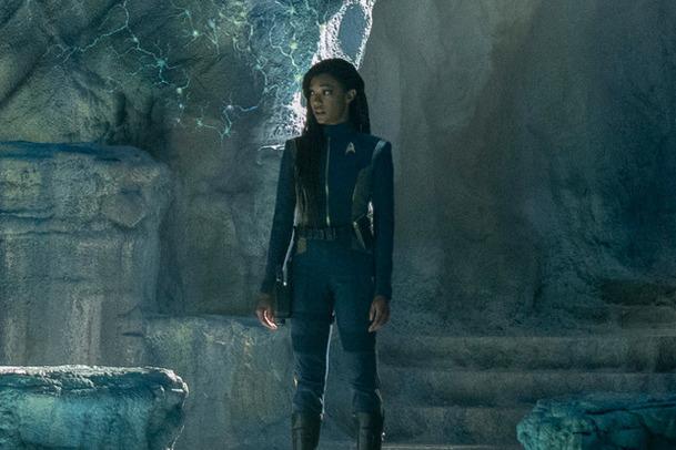 Star Trek: Discovery - Teaser odhaluje datum uvedení třetí řady   Fandíme serialům