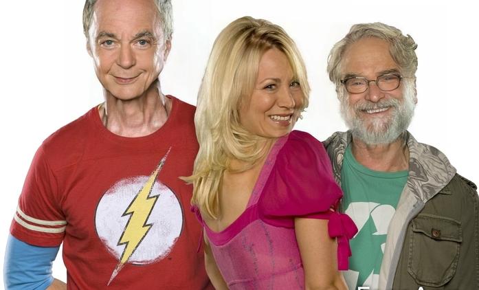 Podívejte se, jak budou vaši oblíbení seriáloví herci vypadat v důchodu | Fandíme seriálům