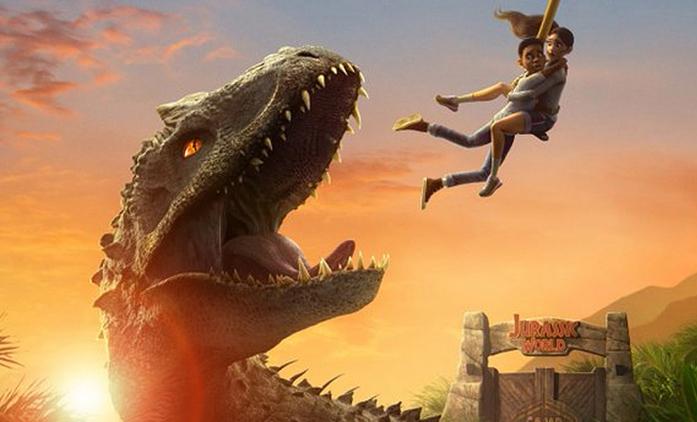 Animovaný Jurský Park v prvním traileru | Fandíme seriálům