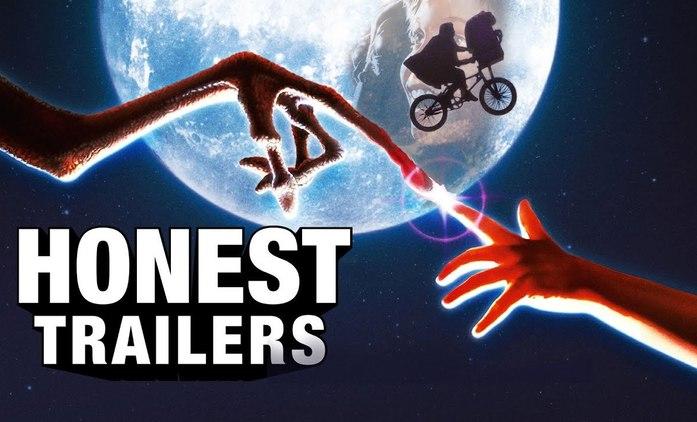 Upřímný trailer si vykoledovala i Spielbergova klasika E.T. - Mimozemšťan   Fandíme filmu