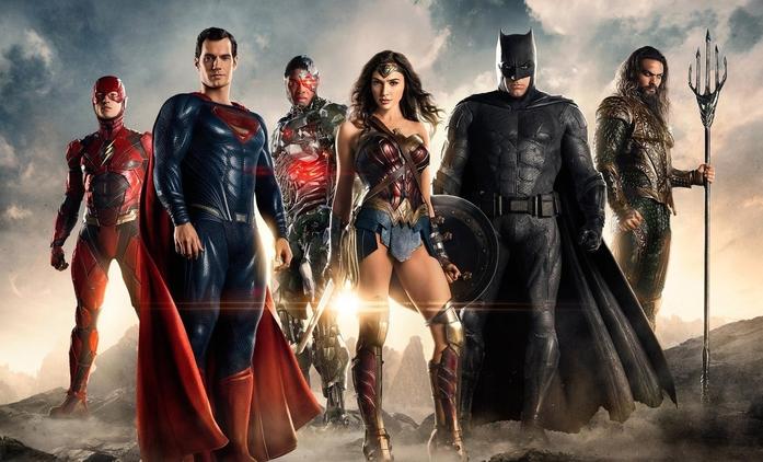 Liga spravedlnosti: Snyderův sestřih se blíží a bude mládeži nepřístupný | Fandíme filmu