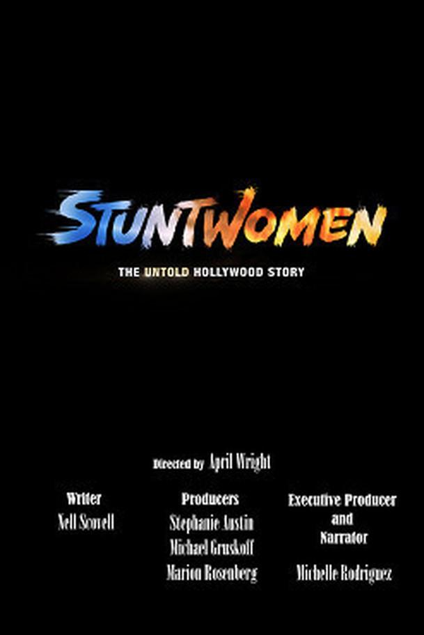 Stuntwomen: Michelle Rodriguez nás zavede do světa nejstatečnějších kaskadérek - je tu trailer   Fandíme filmu