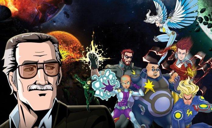 Vzniká nové provázané univerzum seriálů a filmů Stana Lee | Fandíme seriálům