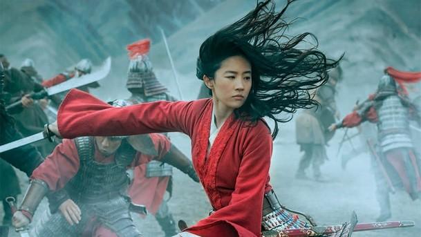 Recenze: Mulan   Fandíme filmu