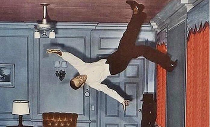 Vysvětleno: Jak se točí filmové kráčení po stěnách a stropech   Fandíme filmu