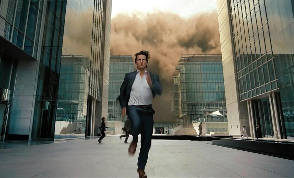 Tom Cruise nedovoluje hereckým kolegům běhat na plátně po jeho boku | Fandíme filmu