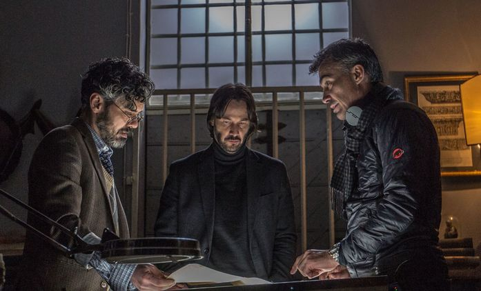 Arcana: Režisér Johna Wicka chystá špinavou fantasy ze světa magických klanů   Fandíme filmu