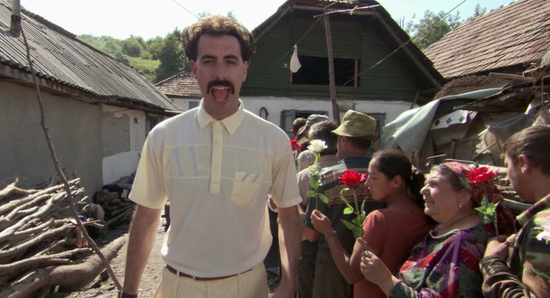 Borat 2: Sacha Baron Cohen potají natočil pokračování politicky nekorektní komedie | Fandíme filmu