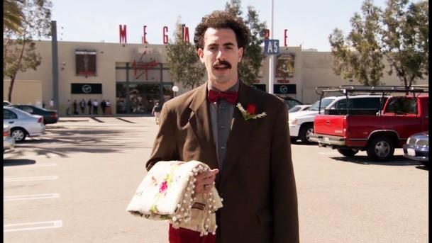 Borat 2 si vybral extrémně dlouhý a bláznivý název | Fandíme filmu