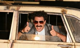 Poděs Borat je zpátky v ulicích | Fandíme filmu