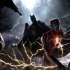 The Flash: První obrázky ukazují setkání s Keatonovým Batmanem | Fandíme filmu