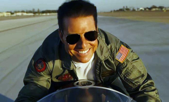 Top Gun: Maverick: Při natáčení se používaly přelomové kamery   Fandíme filmu