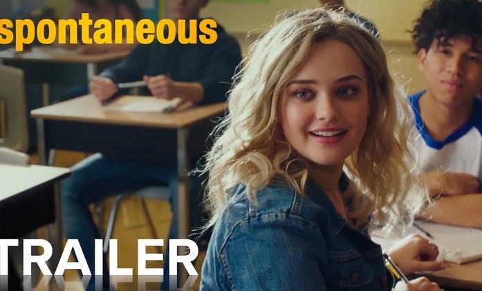 Spontaneous: V novém thrilleru začali samovolně explodovat teenageři   Fandíme filmu