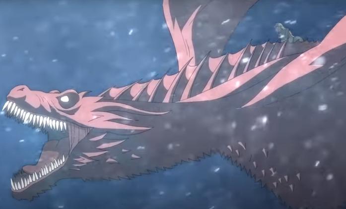Jak by Hra o trůny vypadala jako japonský animovaný seriál | Fandíme seriálům