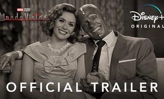 WandaVision: Trailer představuje 1. první psychedelický trip od Marvelu | Fandíme filmu