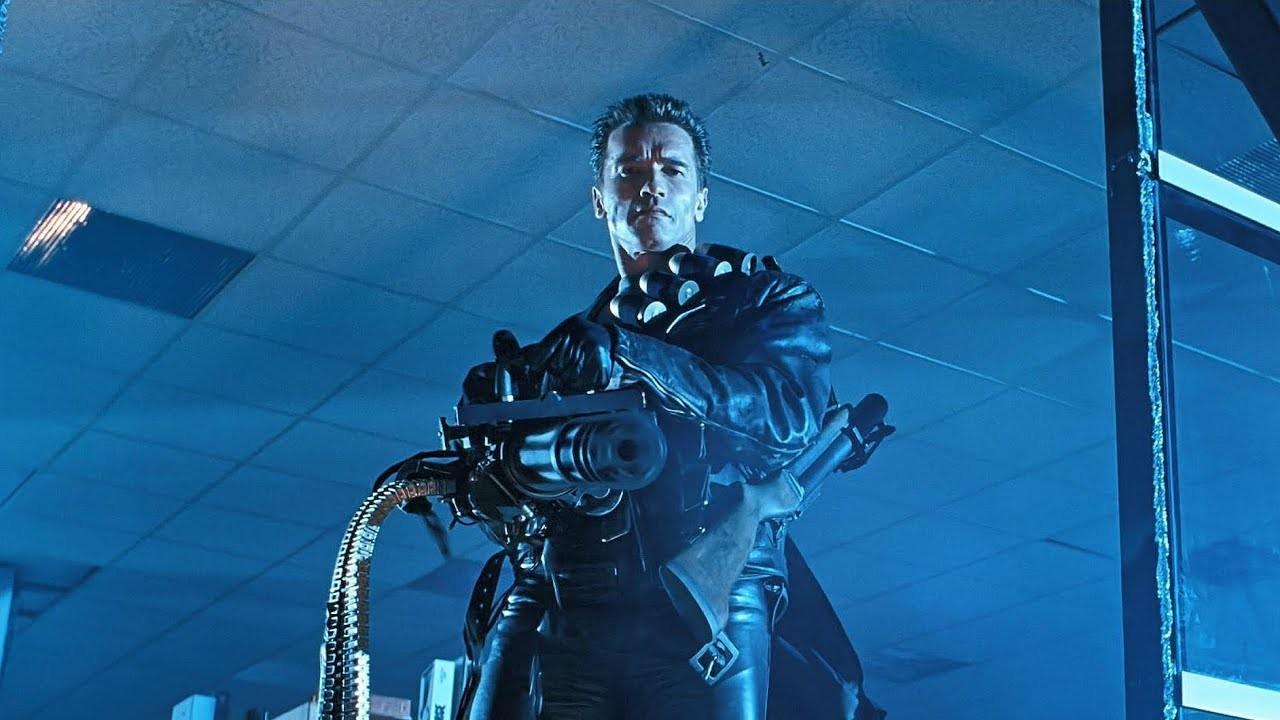 Terminátor 2: James Cameron chtěl proti sobě postavit dva Schwarzeneggery   Fandíme filmu