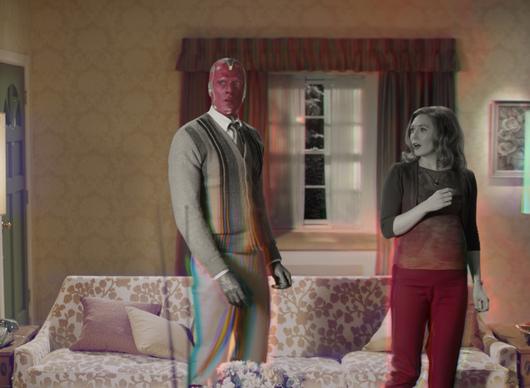 WandaVision: Alternativní trailer, plakát a fotky nové Marvel série   Fandíme filmu