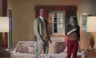 WandaVision: Alternativní trailer, plakát a fotky nové Marvel série | Fandíme filmu