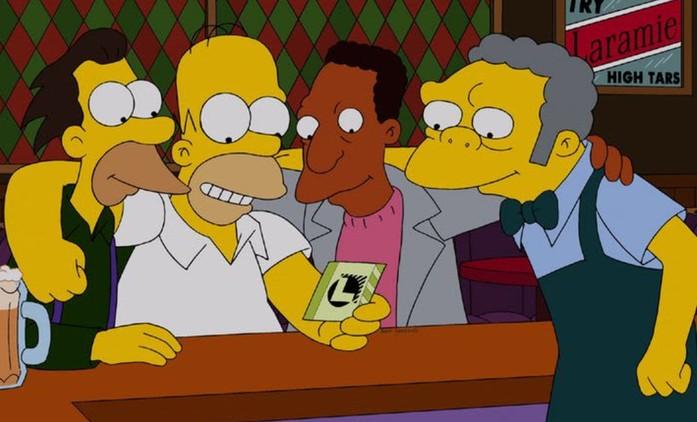 Simpsonovi přeobsadili postavu Carla černošským hercem   Fandíme seriálům