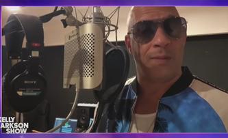 Vin Diesel nahrál píseň a její debut opravdu stojí za to | Fandíme filmu