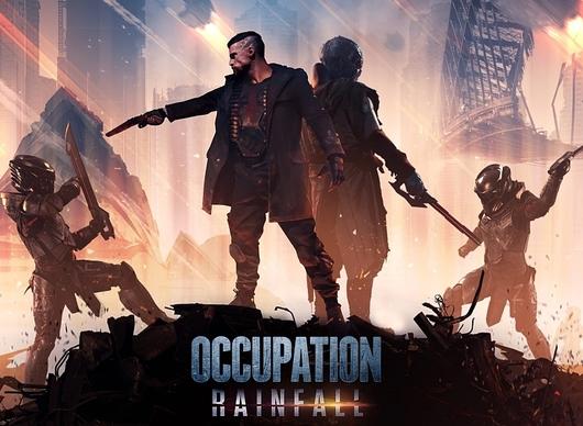 Occupation: Rainfall: Trailer láká na masivní bitvu pozemšťanů s mimozemšťany | Fandíme filmu